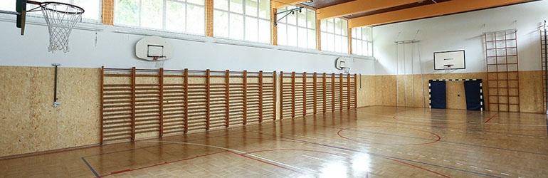 Skolski Portal Zanimljivosti Otvorena Novouređena Sportska Dvorana